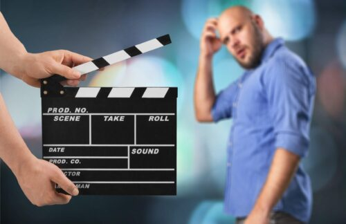 Director scene